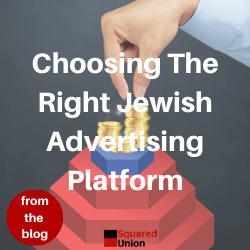 Choosing The Right Jewish Advertising Platform Blog Card