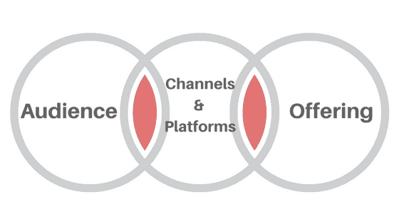Audience, Offering, Platforms & Channels