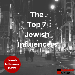 The Top 7 Jewish Influencers Card