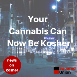 Your Cannabis Can Now Be Kosher Card