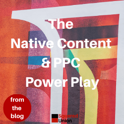 The Native Content & PPC Power Play Card